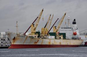 Photo of TRITON REEFER ship