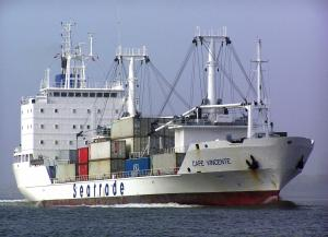 Photo of CAPE VINCENTE ship