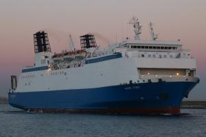 Photo of MONTE DORO ship