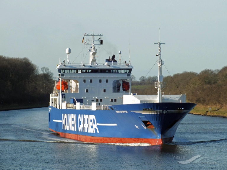 SHIPPER (MMSI: 230226000) ; Place: Kiel_Canal