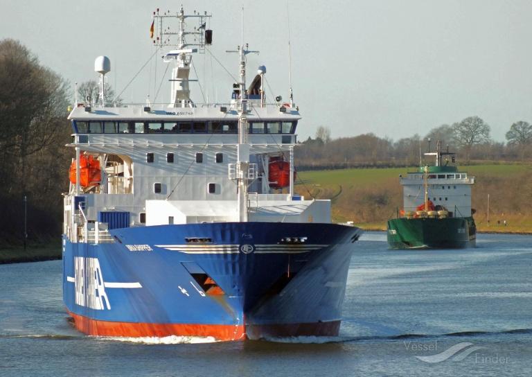 SHIPPER (MMSI: 230226000) ; Place: Kiel_Canal/ Germany