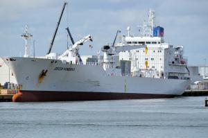 Photo of GREEN HONDURAS ship