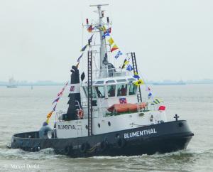 Photo of VB BLUMENTHAL ship
