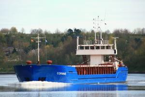 Photo of CORINNE ship
