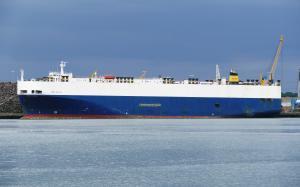 Photo of IDM SYMEX ship