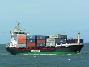 Photo of AMIRA LEEN ship