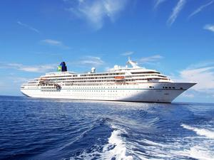 Photo of Amadea ship