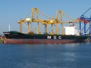 Photo of MSC SHANNON ship