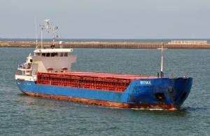 Photo of FRAMFJORD ship
