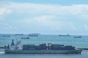 Photo of WAN HAI 203 ship