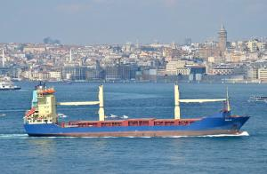 Photo of ORCA 2 ship