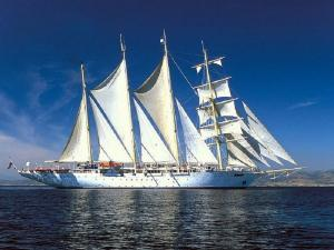 Photo of Star Flyer ship