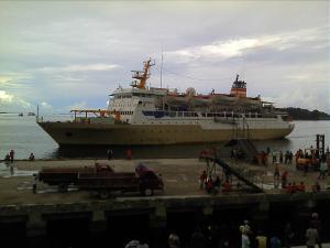 Photo of KM.TATAMAILAU ship