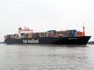 Photo of NEDLLOYD  ASIA ship