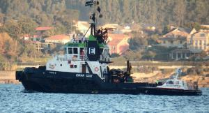 Photo of JARO II ship