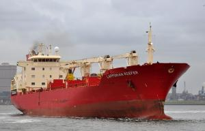 Photo of LAPPONIAN   REEFER ship