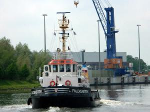 Photo of FALCKENSTEIN ship