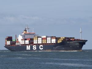 Photo of MSC ELOISE ship