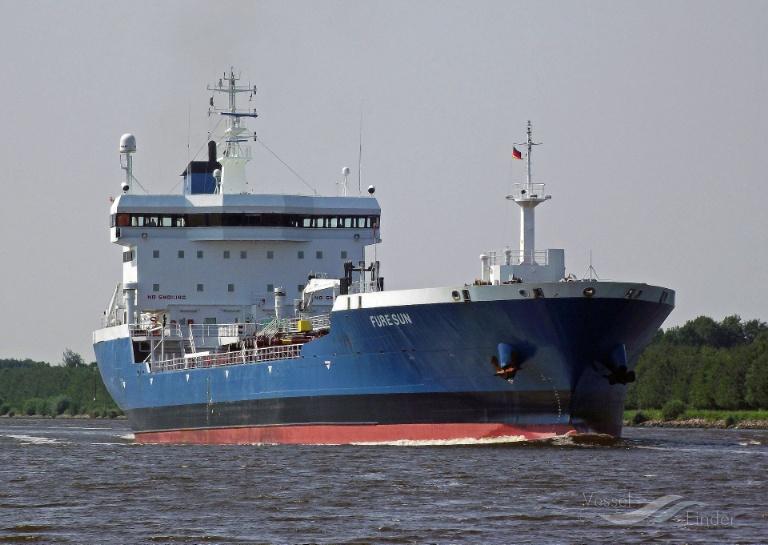 MT BAKER (MMSI: 538006445) ; Place: Kiel_Canal