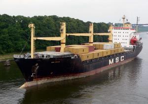 Photo of MSC GRACE ship