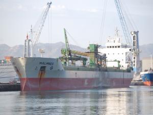 Photo of MALMNES ship
