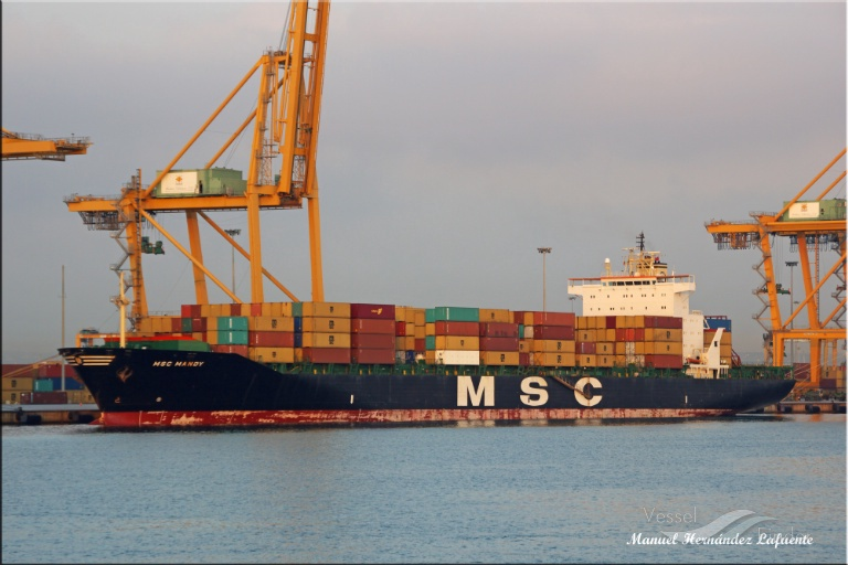 MSC MANDY photo