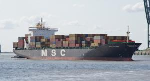 Photo of MSC MANDY ship