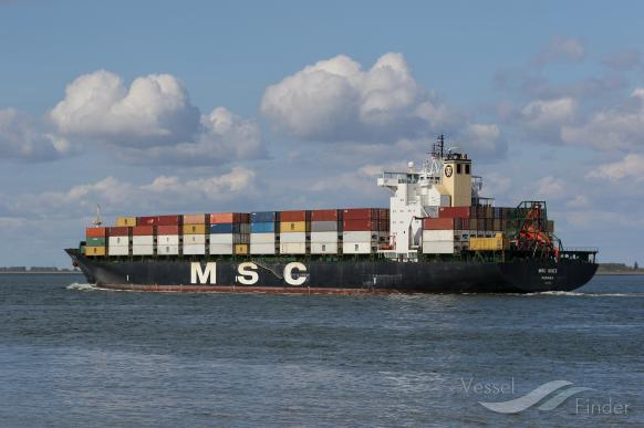 MSC SUEZ Vessel Tracking | Live position | IMO 8918978 | MMSI 355289000