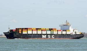 Photo of MSC JORDAN ship