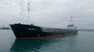 Photo of FROJDI III ship