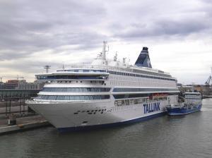 Photo of SILJA EUROPA ship