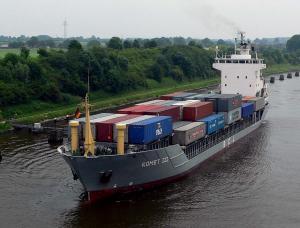 Photo of KOMET III ship