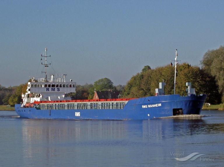 RMS WANHEIM photo