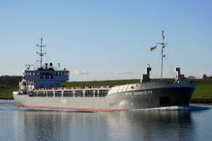 Photo of RMS WANHEIM ship