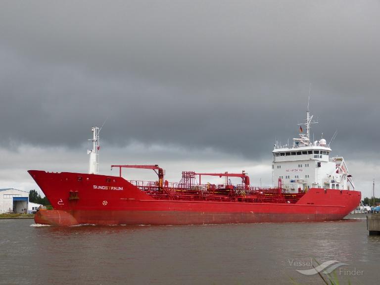 Φωτογραφία του πλοίου SUNDSTRAUM
