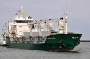 Photo of GREEN CRYSTAL ship