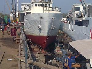 Photo of KN MAYANG ship