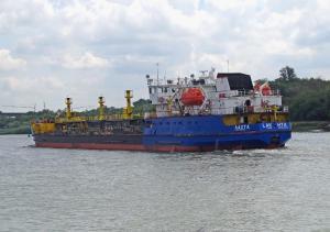 Photo of LAKHTA ship