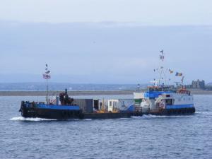 Photo of RAM ship