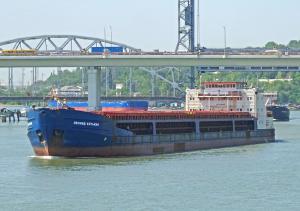 Photo of LEONID KHOTKIN ship