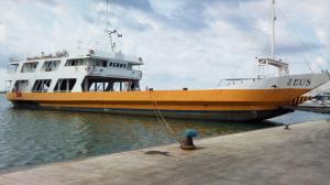 Photo of ZEUS ship