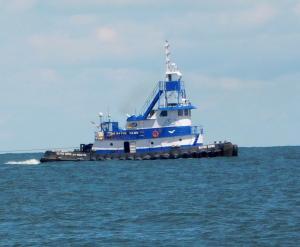 Photo of BAYOU DAWN ship