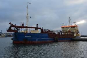 Photo of MAGNI-R ship