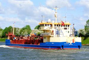 Photo of TRUD R ship