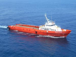 Photo of MARE RUBINO ship