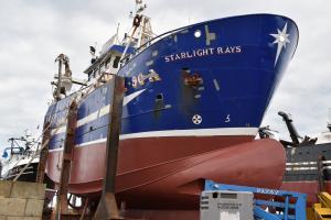Photo of STARLIGHT RAYS ship