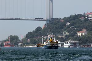 Photo of SAZAN ship