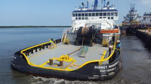 Photo of SIGNET WARHORSE III ship
