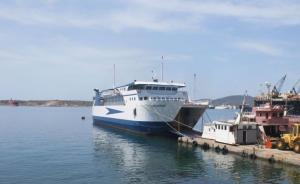 Photo of AGIOS SPIRIDON ship