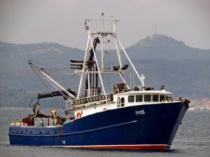 Photo of IVOS ship